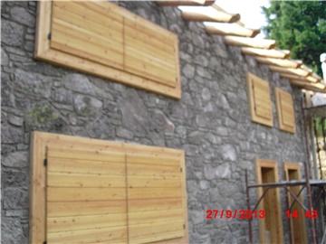 ante in legno